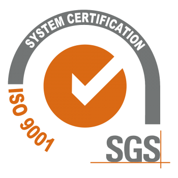 ISO-9001-certificated